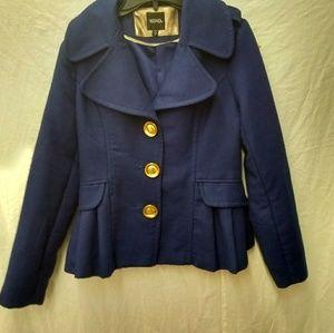 XOXO Cobalt Blue Jacket Blazer